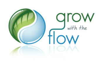 Grow-with-the-flow logo 2014