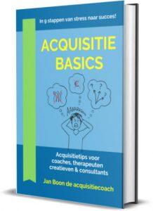 boek Acquisitie Basics